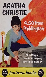 4:50 from Paddington book cover