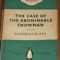 The Case of the Abominable Snowman (1941) by Nicholas Blake