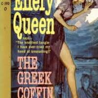 The Greek Coffin Mystery (1932) by Ellery Queen