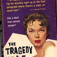 The Tragedy of Y by Barnaby Ross aka Ellery Queen