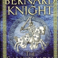 The Sanctuary Seeker by Bernard Knight
