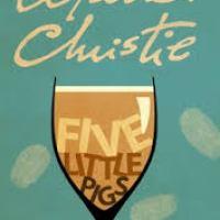 Five Little Pigs aka Murder in Retrospect by Agatha Christie