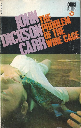 The Problem Of The Wire Cage
