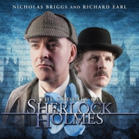 The Ordeals of Sherlock Holmes by Jonathan Barnes