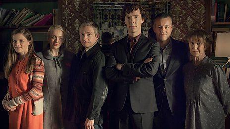 Sherlock Hearse
