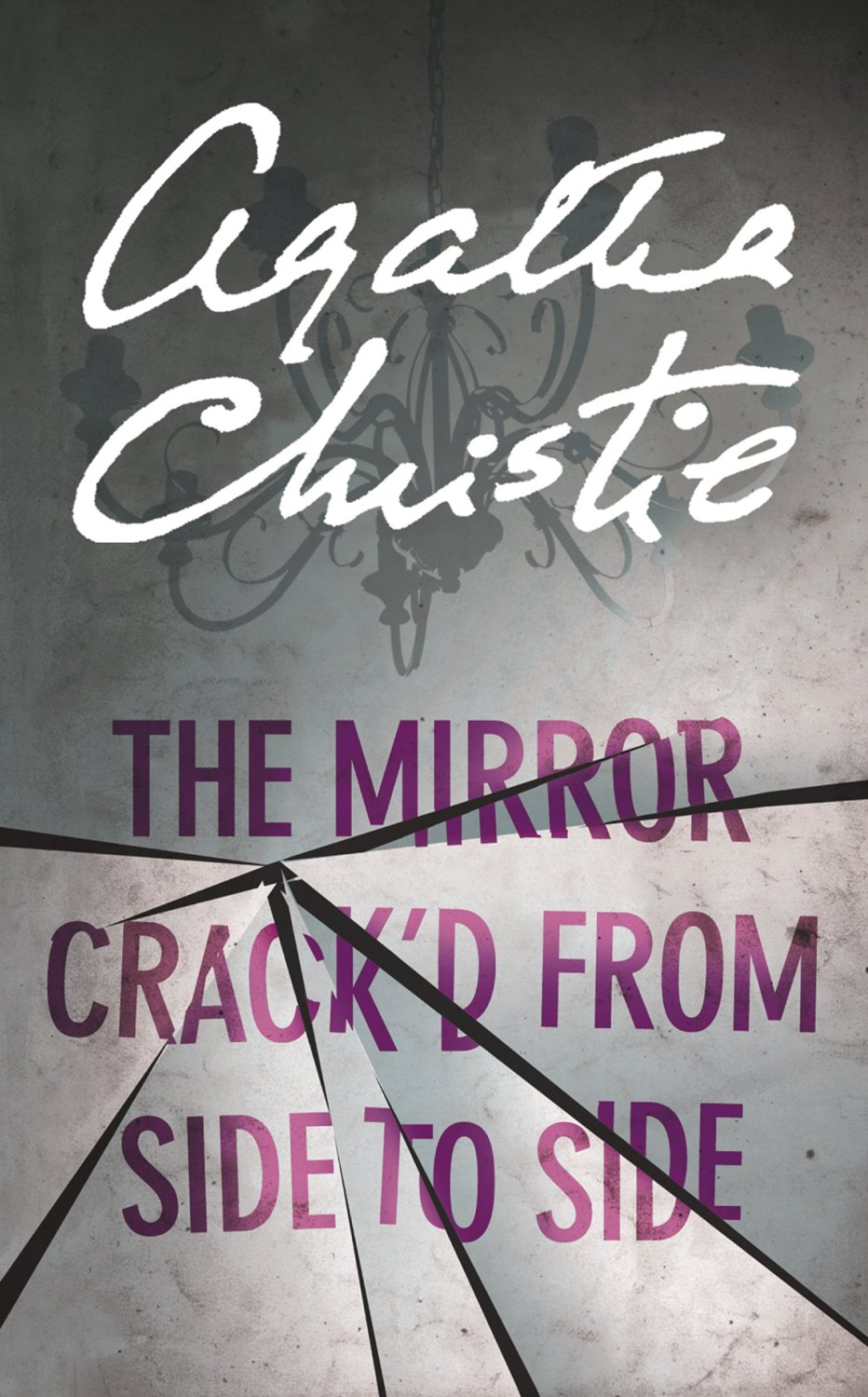 the mirror crack�d from side to side by agatha christie
