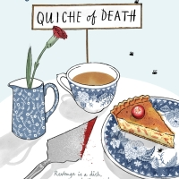 Agatha Raisin and the Quiche of Death by M C Beaton