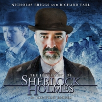 The Judgement of Sherlock Holmes by Jonathan Barnes