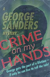 crime on my hands cover