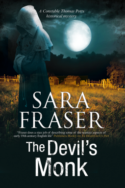 The Devil's Monk by Sara Fraser – In Search of the Classic ...