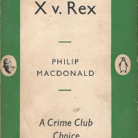 X v. Rex by Philip MacDonald