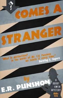 Comes A Stranger