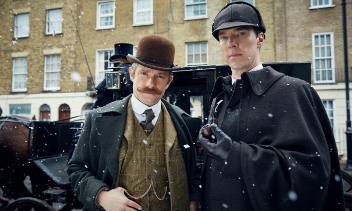 Sherlock Bride