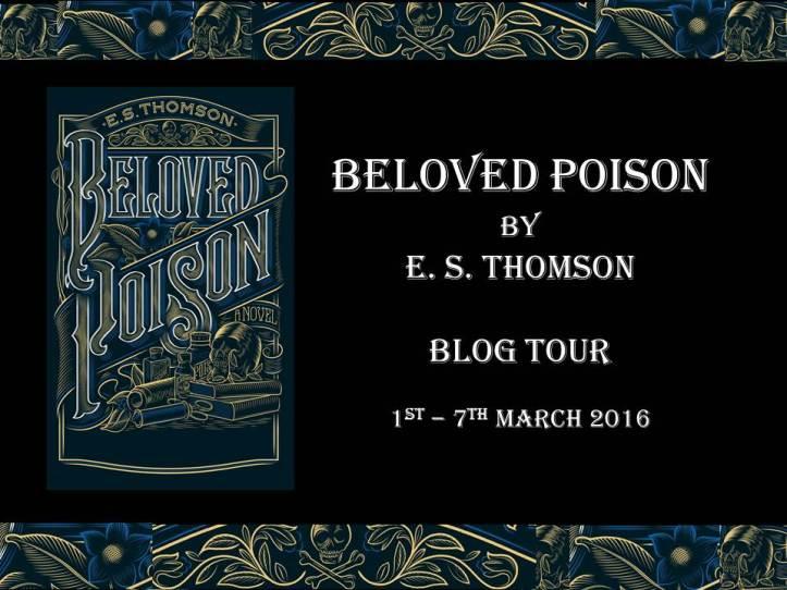 Beloved Poison Blog Tour