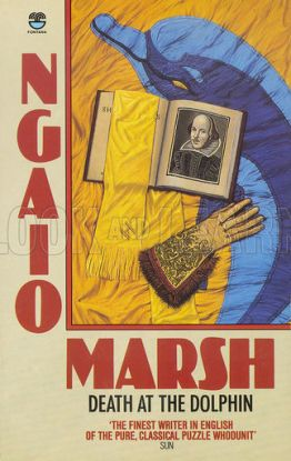 Death at the Dolphin by Ngaio Marsh