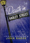 Death In Harley St