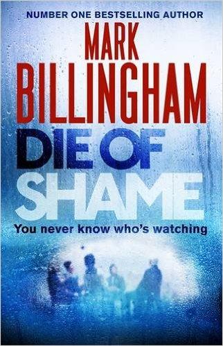 Image result for mark billingham die of shame
