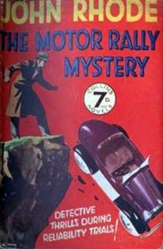 Motor Rally Mystery