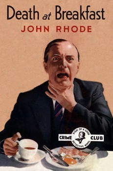 Image result for john rhode death at breakfast