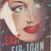 Exit Sir John by Brian Flynn