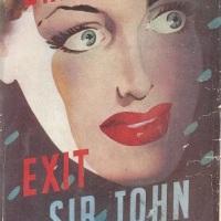 Exit Sir John by Brian Flynn