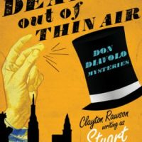 Death Out Of Thin Air by Stuart Towne aka Clayton Rawson