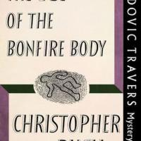The Case Of The Bonfire Body by Christopher Bush
