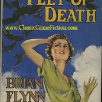 The Feet Of Death by Brian Flynn