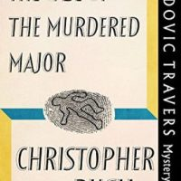 The Case Of The Murdered Major by Christopher Bush