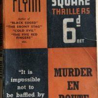 Murder En Route by Brian Flynn