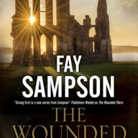 The Wounded Snake (2019) by Fay Sampson