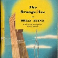 The Orange Axe by Brian Flynn