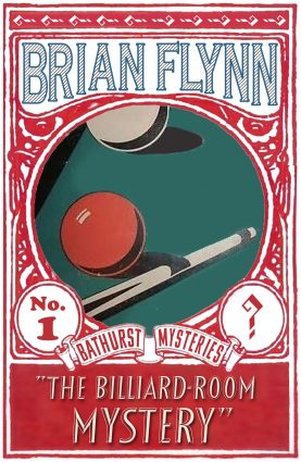 Image result for brian flynn the billiard room mystery