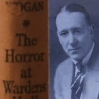 The Horror At Wardens Hall (1948) by Charles Wogan aka Brian Flynn