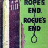Rope's End, Rogue's End (1942) by E C R Lorac