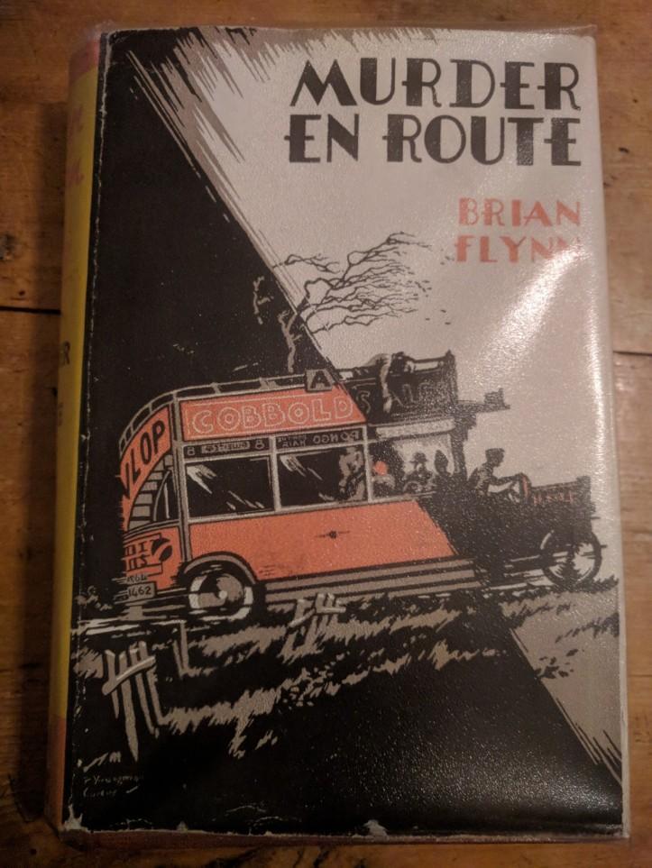Murder En Route (2)