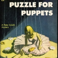 Puzzle For Puppets (1944) by Patrick Quentin