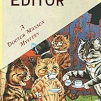 Death Of A Frightened Editor (1959) by E & M A Radford