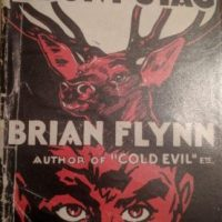 The Ebony Stag (1938) by Brian Flynn