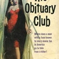 The Obituary Club (1958) by Hugh Pentecost