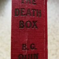 The Death Box (1929) by B G Quin