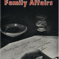 Family Affairs (1950) by John Rhode