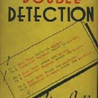 Double Detection (1945) by Belton Cobb
