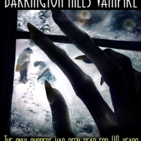 The Strange Case Of The Barrington Hills Vampire (2020) by James Scott Byrnside