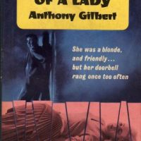 Riddle Of A Lady (1956) by Anthony Gilbert