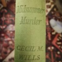 Midsummer Murder (1956) by Cecil M Wills