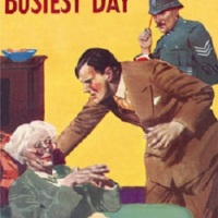 Inspector Burmann's Busiest Day (1939) by Belton Cobb