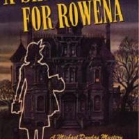 A Shroud For Rowena (1947) by Virginia Rath