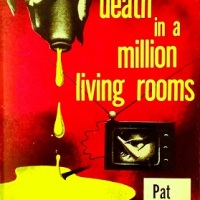 Death In A Million Living Rooms aka Die Laughing (1951) by Patricia McGerr