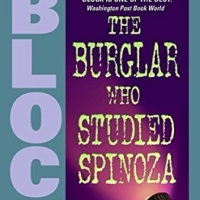 The Burglar Who Studied Spinoza (1980) by Lawrence Block